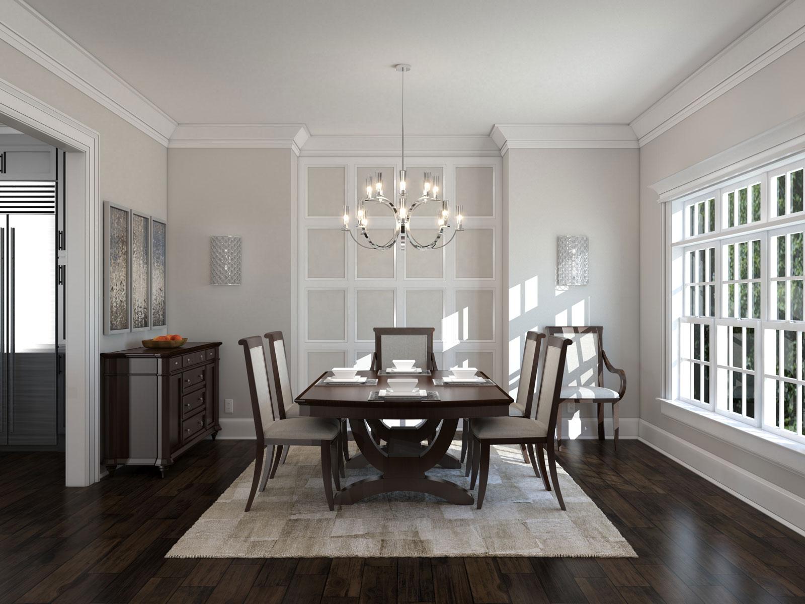 Charleston Dining Room